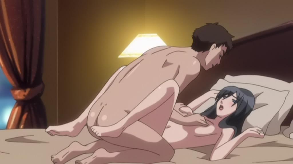 Japanese Son Seduces Mother